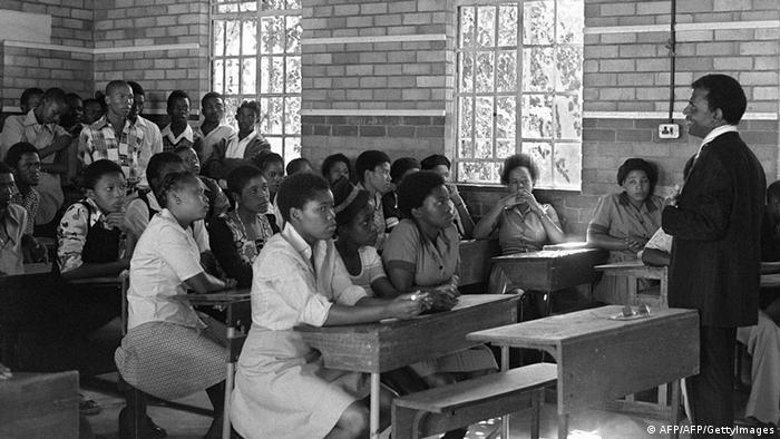 Südafrika Schüleraufstand in Soweto 1970er
