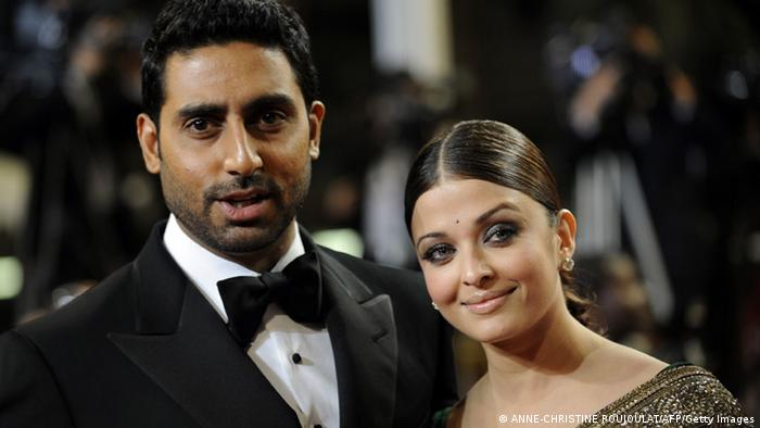 Bildergalerie Aishwarya Rai in Cannes 2010 (ANNE-CHRISTINE POUJOULAT/AFP/Getty Images)