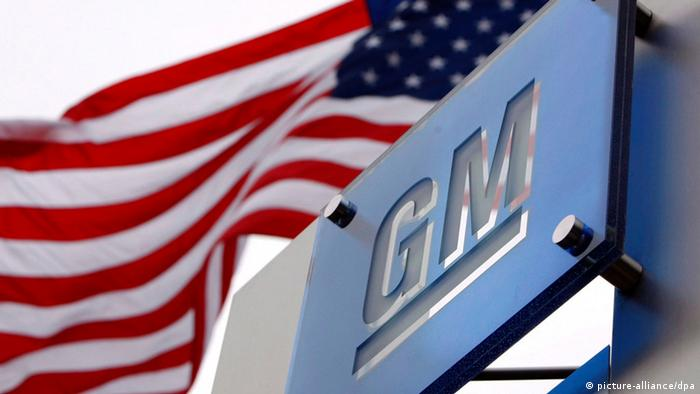 Rekordstrafe für General Motors (picture-alliance/dpa)
