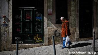 Πενιχρά τα αποτελέσματα της πολιτικής Κόστα στην Πορτογαλία, γράφει το Spiegel Online (AFP/Getty Images)