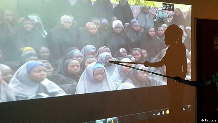 Video Boko Haram Nigeria Identifikation Mädchen 15.05.2014
