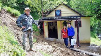 Flut Bosnien 2014. Foto Mirsad Camdzic