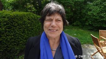 H Μαριλίζα Μητσού, νυν διευθύντρια σπουδών στην École des Hautes Études en Sciences Sociales στο Παρίσι