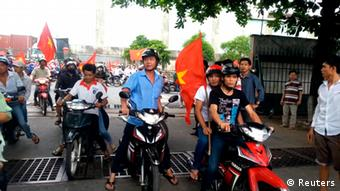 Anti-China-Protest in Vietnam 13.05.2014