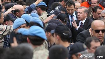 Επίσκεψη του Τούρκου πρωθυπουργού στη Σόμα