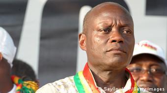 Guinea-Bissau Wahl Kandidat José Mario Vaz 16.05.2014