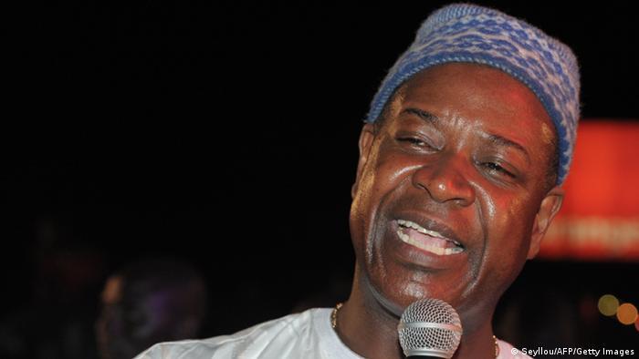 Guinea-Bissau Wahl Kandidat Nuno Gomes Nabiam 16.05.2014