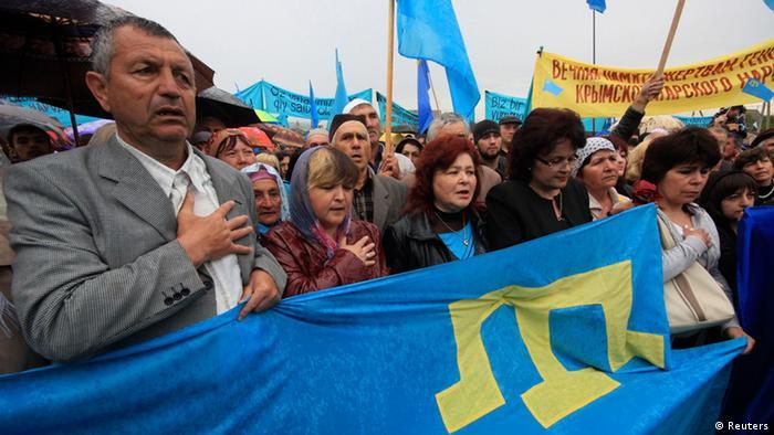 Кримські татари очікують допомоги від ЄС