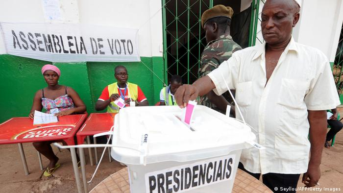 Wahlen in Guinea-Bissau (Foto: Getty Images)