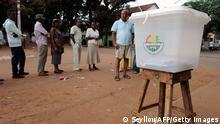 Guinea-Bissau Wahl