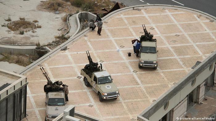 Libyen Unruhen 18.5.2014