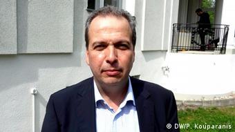 O υποψήφιος διευθυντής του CeMoG Μίλτος Πεχλιβάνος