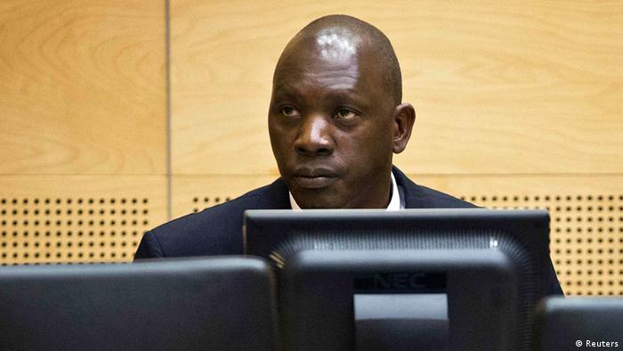 Den Haag Internationaler Strafgerichtshof Thomas Lubanga 19.05.2014