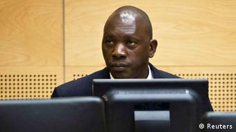 Den Haag Internationaler Strafgerichtshof Thomas Lubanga. Foto: REUTERS/Jiri Buller