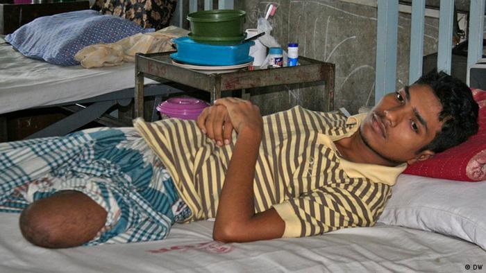 Limon Hossain Opfer der RAB in Bangladesh