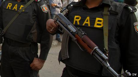 Rapid Action Battalion (RAB) in Bangladesh