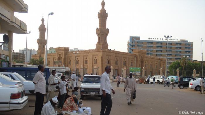 Großmoschee von Khartum Archiv 2008