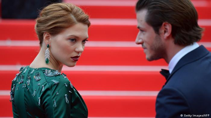 Cannes Filmfestival 2014 Filmpräsentation SAINT LAURENT mit Darstellern (Foto: ALBERTO PIZZOLI/AFP/Getty Images)