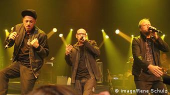 Die fantastischen Vier. (Foto: Imago René Schulz )