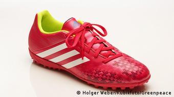 Το μοντέλο Predator της Adidas