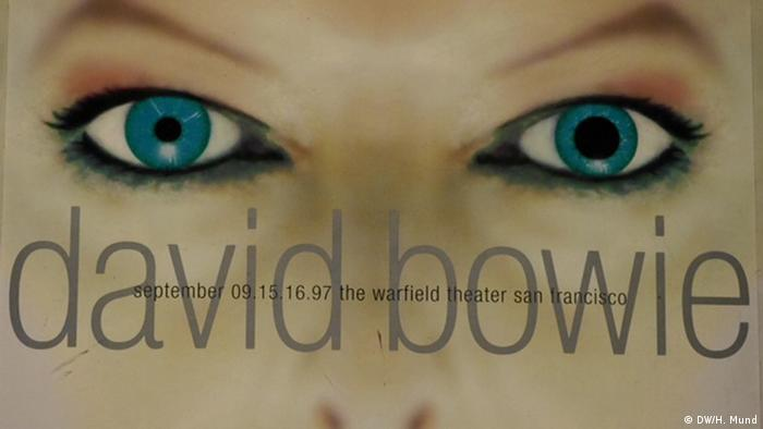 Die Augen Des David Bowie Wissen Umwelt Dw 11 01 2016