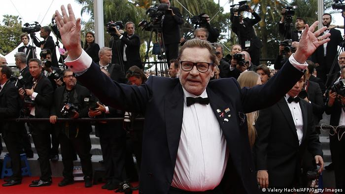Frankreich Film Filmfestival Cannes 2014 Helmut Berger (Foto: Valery Hache/AFP/Getty Images)