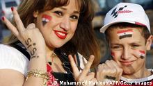 Oman Ägypten Wahlen Präsidentschaftswahl im Ausland Anhänger von Sisi