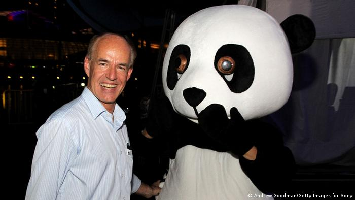Dr. Marco Lambertini vom WWF (Foto: Photo by Andrew Goodman/Getty Images for Sony).