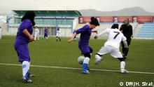 Frauen-Soccer Afghanistan