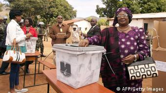 Rais Joyce Banda wa Malawi