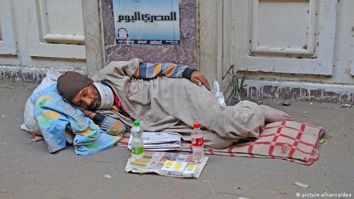 196gypten keine antworten auf die wachsende armut nahost