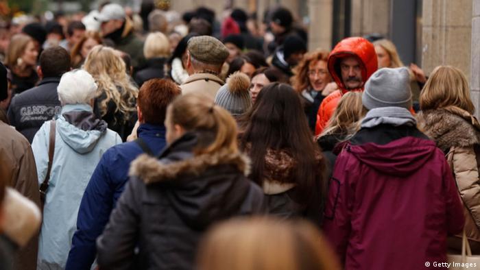 گرایشهای مذهبی در میان دستکم بخشی از خارجیتبارهای آلمان قویتر از اهالی بومی است