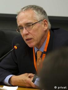 Clifford Gaddy vom Washingtoner Thinktank Brookings Institution (Foto: privat)