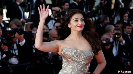 Bildergalerie Aishwarya Rai in Cannes 2014