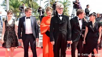 Cannes Filmfestival 2014 Filmpräsentation Das Salz der Erde Wim Wenders