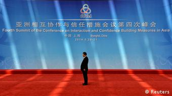 Xi Jinping CICA Konferenz in Schanghai 21.05.2014