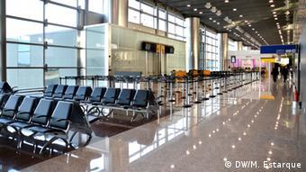 Flughafen Guarulhos Eröffnung in Sao Paulo