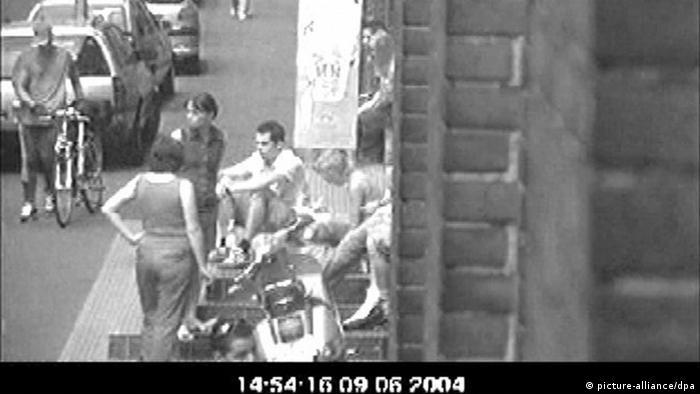 Bombenanschlag Keupstraße Köln Standbild Überwachungsvideo