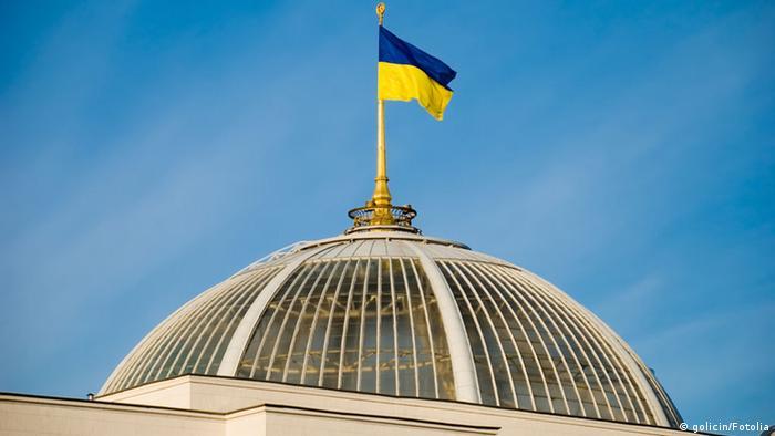 Symbolbild Ukraine Runder Tisch