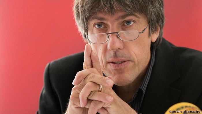 Günter Burkhardt (Foto: Maurizio Gambarini/dpa)