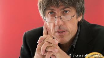 Günter Burkhardt, Geschäftsführer der Menschenrechtsorganisation Pro Asyl