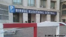 Rumänien Zentrales Wahlamt