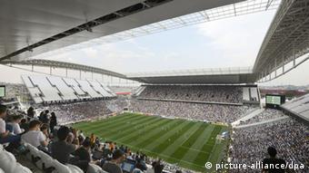 Eröffnungsspiel Arena de Sao Paulo
