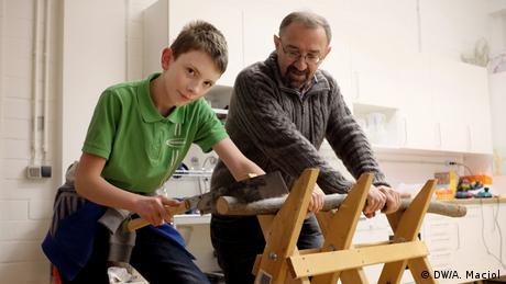 HolzTherapie für Kinder