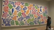 Titel: Matisse in der Tate Modern Beschreibung: Snapshot vom Kulturmagazin Camarote.21 von 25.05.2014 Copyright: DW