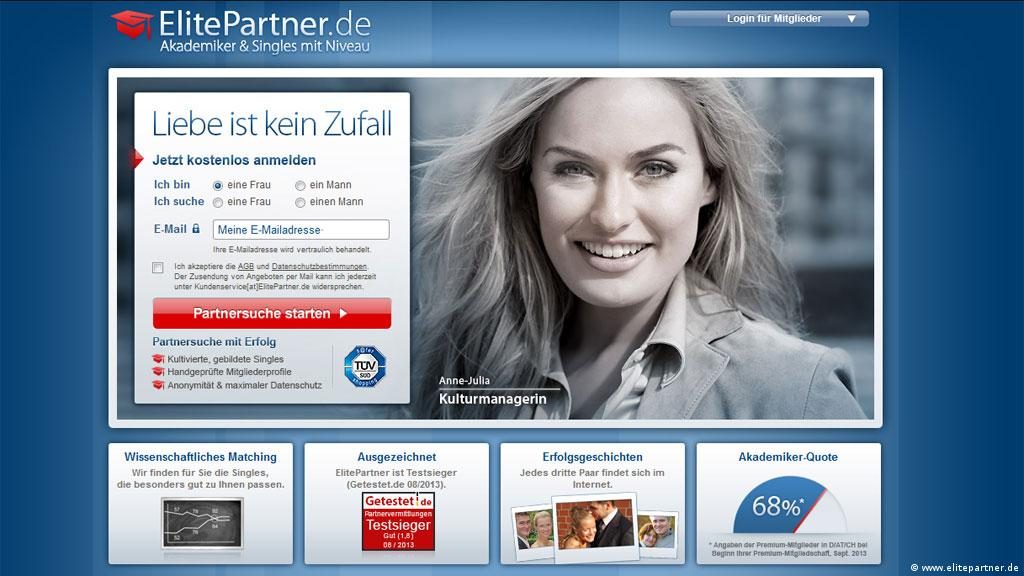 neue dating site germany