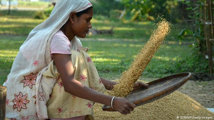 Indien Reis (STR/AFP/Getty Images)