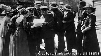 1914 Berlin Extrablatt