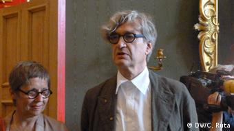 Президент Європейської кіноакадемії та відомий німецький кінорежисер Вім Вендерс