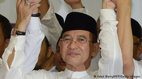 Suryadharma Ali Religionsminister Indonesien